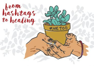 Weekend video: Me too: From hashtags to healing