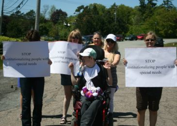 Open letter to premier McNeil: Support disabled people to live dignified and meaningful lives in the community