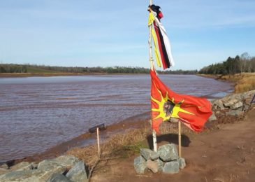 Media release: Alton Gas ignores Supreme Court ruling, continues work without Indigenous consultation