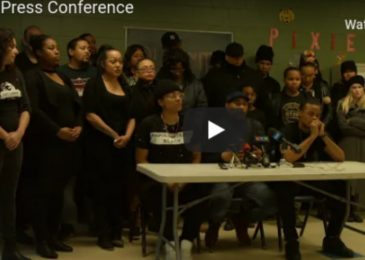 Weekend video: Halifax press conference about racist profiling at Parliament Hill