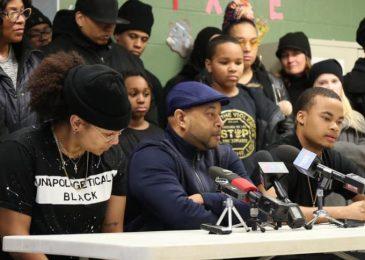 PSA: Trudeau visit. Anti-Black racism cuts deep rally