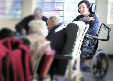 Nursing homes no place for people with severe physical disabilities
