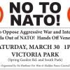 PSA: Saturday March 30, No to NATO!