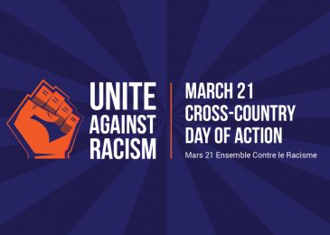 Media release: #UniteAgainstRacism: Rally for migrant justice in Halifax