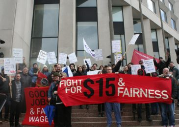 Podcast: Fighting for the rights of low-wage workers in Halifax