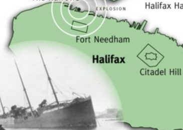 This May 1st is the 100th anniversary of the Halifax General Strike of 1919