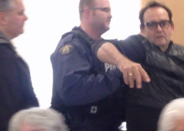An open letter to ministers Mark Furey and Ralph Goodale on the RCMP's violent removal of a citizen at the Atlantic Gold public meeting in Sherbrooke, NS