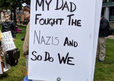 National Citizens Alliance makes yet another effort to spread its hateful message in Halifax