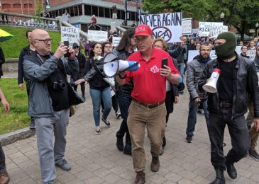 News brief: Halifax counter–demo shows NCA the door