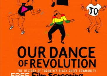Weekend video (and PSA): Our dance of revolution film screening and panel