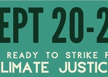 PSA: Strike for climate justice on September 27