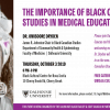 PSA: Public Lecture by Dr. OmiSoore Dryden, James Robinson Johnston Chair in Black Canadian Studies at Dalhousie University