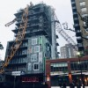 Media release: Neighbours of collapsed construction crane terrified, call for action by developers, city, province