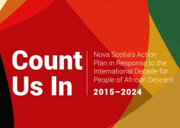 PSA: The African Nova Scotian DPAD Coalition responds to Count us in, Nova Scotia's action plan for the rest of the decade