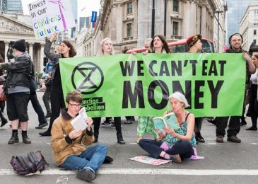 Press release: Extinction Rebellion responds to Chamber's defence of oil lobby event