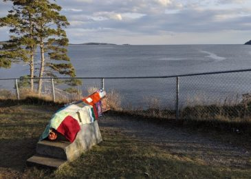 Photo view: Remembering all victims of war at Point Pleasant Park