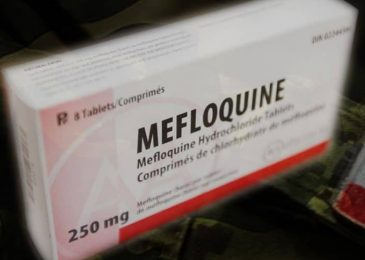 Raymond Sheppard: Mefloquine side effects and the Lionel Desmond case