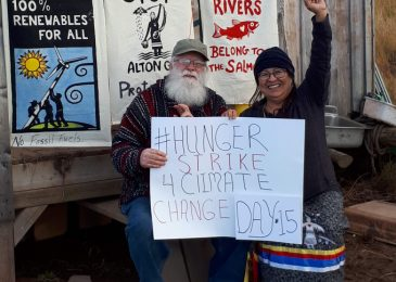 PSA: Monday in Tatamagouche, Public discussion of climate impacts on food security and the XR hunger strike