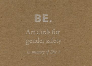Be: Art cards for gender safety