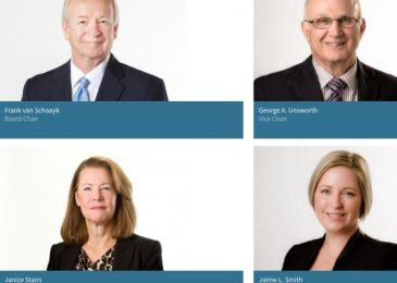 The NS Health Authority Board of Directors: White, well off, and without disabilities
