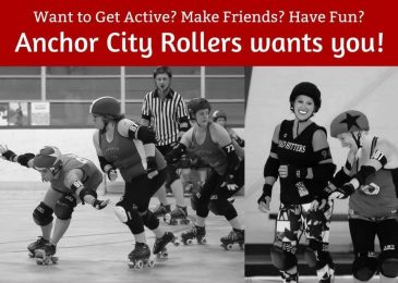 News release: Anchor City Rollers celebrates milestone: 10 years of roller derby in Halifax!