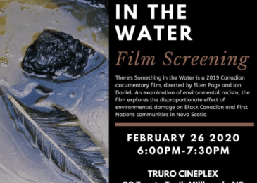 PSA: Screening of There's Something in the Water at the Truro Cineplex in Millbrook