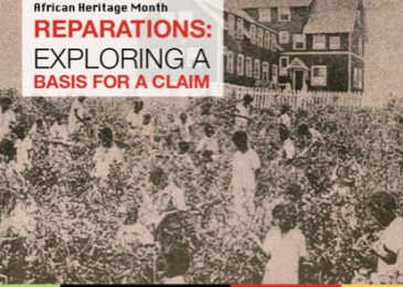 PSA: Reparations – Exploring a basis for a claim