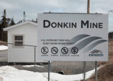 "Donkin mine: ""It's just a matter of time before somebody gets injured or killed"""