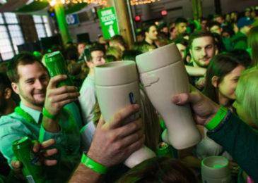 Judy Haiven: St. Patrick's Day and social distancing