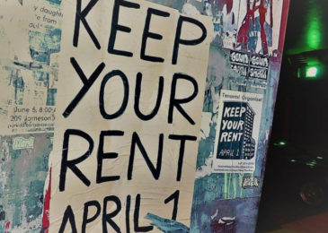 Lisa Cameron: Rent strike – If we can't work, we can't pay