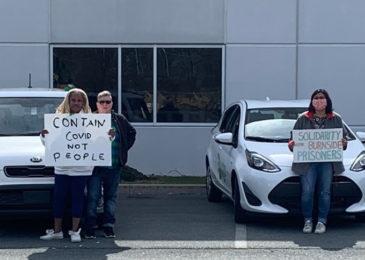 Press Release: #FreeThemAllCaravan from Halifax to Vancouver demands prisoner releases