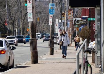 Make space for pedestrians –  an open letter to Jacques Dubé (Halifax CAO) and Brad Anguish (Director, Public Transportation and Works)