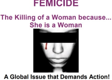 Warning signs dismissed – From misogyny to femicide