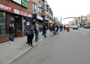 Making space for pedestrians – An email exchange between Halifax's Brad Anguish and Martyn Williams