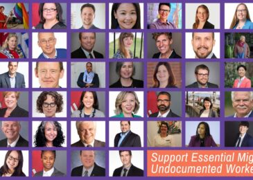 Press release: Over 50 elected representatives in Nova Scotia and across Canada call on Feds to support essential migrant and undocumented workers