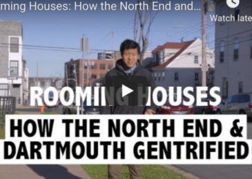 Weekend video: Rooming houses – How the North End and Dartmouth gentrified