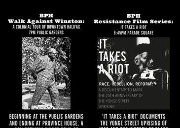 PSA: BPH presents: Public Resistance