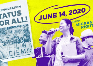 Media advisory: Thousands to join massive digital rally for full immigration #StatusforAll