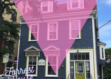 Halifax LGBTQ2S+ history: Forrest House