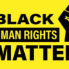 Community invitation: Black human rights matter