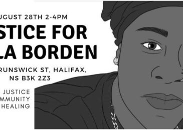 PSA: Justice for Kayla Borden, August 28