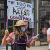 Starving for change: NSCAD students and faculty rally in support of fired president