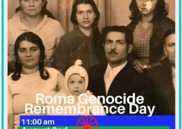 Activists across Canada gather for an online panel commemorating Romani Genocide Day