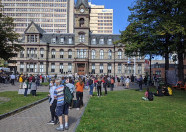 Climate strike 2020 in Halifax: 'We're scared that we can't grow up safely'