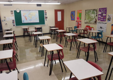 Paul Wozney: Time is now to reduce class sizes and keep schools safe