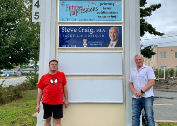 Kendall Worth: My interview with PC MLA Steve Craig about mental health and poverty