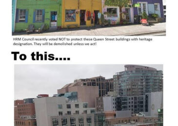 PSA: Mark it in your calendars – rally to save historic Queen Street buildings – Thursday, Sept 24, 11 am