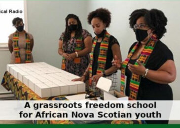 Podcast: A grassroots freedom school for African Nova Scotian youth