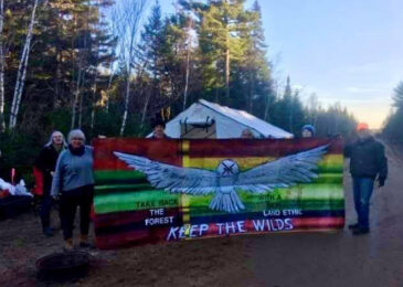 News brief: Moose country blockade urgently needs reinforcements