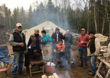 Press release: Westfor applies for injunction against mainland moose blockades